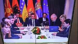 Western Balkan leaders plot their own 'mini-Schengen' zone [Video]