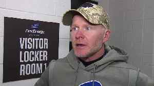 One on one with Sean McDermott after Browns game [Video]