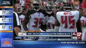 Bucs take advantage of Cardinals turnovers in win [Video]