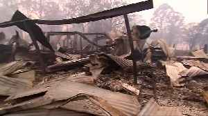 'Leave now': Australians urged to evacuate as 'catastrophic' fires loom [Video]