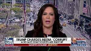 WH Press Secretary calls out media's role in impeachment inquiry [Video]
