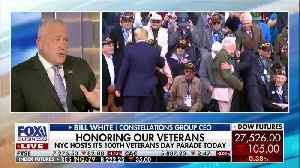 Trump Will Be the First President to Attend the NYC Veterans Day Parade in its 100-Year History [Video]
