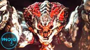 Top 10 Scariest Modern Video Game Bosses [Video]