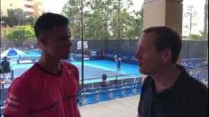 Fighting back & gunning for Grand Slams [Video]