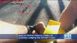 Auburn PD Releases Body Cam Footage To Show Everyday Dangers Officers Can Experience [Video]