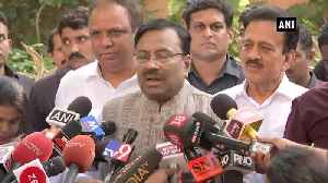 Decision on Maharashtra Governor invitation at 4pm today BJP Sudhir Mungantiwar [Video]