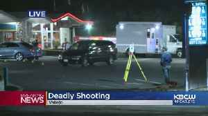 News video: Man Dead After Officer-Involved Shooting By Off-Duty Richmond Cop In Vallejo