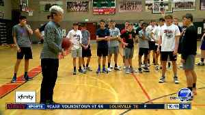 News video: Erie High School basketball coach breaking gender barriers