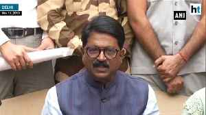 News video: Maharashtra deadlock: Sena MP Arvind Sawant quits Modi cabinet, slams BJP