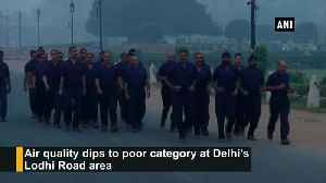Delhi's air quality remains 'poor' [Video]