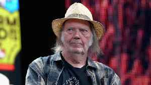 News video: Neil Young's U.S. citizenship application delayed due to marijuana use