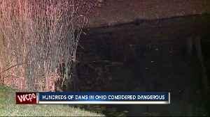 Ohio ranks high in hazardous dams needing work [Video]