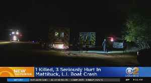 Deadly Boating Accident On Long Island [Video]