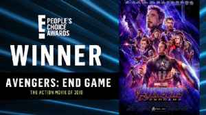 News video: Marvel movies and 'Stranger Things' triumph at People's Choice Awards