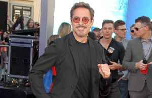 News video: Robert Downey Jr dedicates People's Choice win to Stan Lee