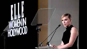 Scarlett Johansson tops actresses rich list [Video]