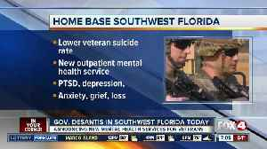 New mental health clinic set to open for local veterans [Video]