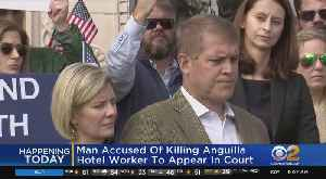 News video: Court Hearing For CT Man Accused Of Killing Anguilla Worker