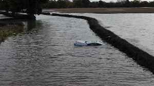 Flooded areas in north of England braced for more rainfall [Video]