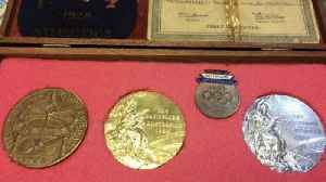 Olympic Medals Won by Britain's First Black Athlete to Hit Auction Blocks [Video]