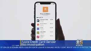News video: Goldman Sachs Under Investigation Over Gender Discrimination Claims Involving Apple Card