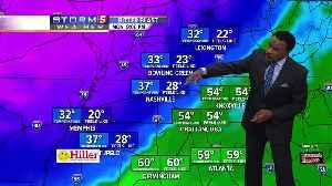 Lelan's morning forecast: Monday, November 11, 2019 [Video]