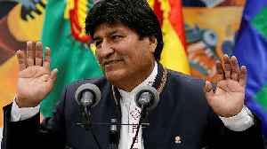 Bolivia's Evo Morales steps down [Video]