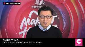 Alibaba CMO: Singles Day Shows Chinese Consumer Remains Strong [Video]