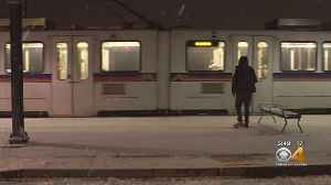 RTD Delays, Cancellations Cause Issues For Commuters In Snowy Conditions On Monday [Video]