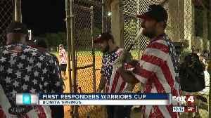 First Responders Warriors Cup held in Bonita Springs [Video]