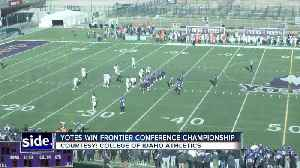 C of I Yotes win FC championship [Video]