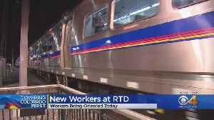 RTD Training Bus, Train Drivers [Video]