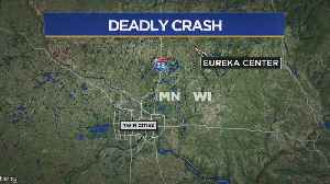 St. Paul Man Dies After Crash On Icy Wisconsin Roads [Video]