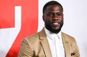 News video: Kevin Hart Makes First Public Appearance Since His Near-Fatal Accident