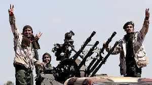 UAE, Sudan, Jordan, 'break arms embargo to back Haftar' [Video]