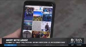 Instagram Hiding 'Likes' From Random Users [Video]