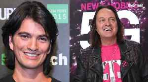Here's What to Expect If John Legere Becomes WeWork's Next CEO [Video]