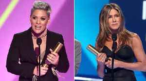 News video: People's Choice Awards 2019: The Most Memorable Moments   THR News