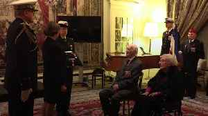 'Humble' Second World War veterans receive Legion d'Honneur [Video]
