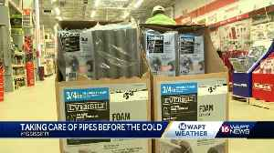 Arctic blast to descend upon Mississippi [Video]