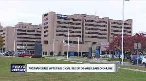 'I felt so betrayed.' Woman sues Beaumont after medical records turn up on social media [Video]