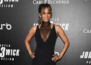 News video: Halle Berry Shows Off Six-Pack Abs
