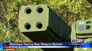 Redstone Arsenal testing new air defense vehicle for the Army [Video]