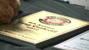 Soup cook-off raises awareness about child abuse [Video]