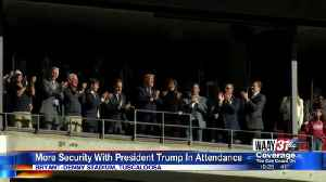 TRUMP SOAKS IN DEEP SOUTH CHEERS AT COLLEGE FOOTBALL MATCHUP [Video]