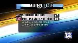 Southern Oregon takes down Montana State-Northern, 27-19 [Video]