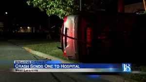 Drivers walk away with minor injuries in Sagamore Parkway crash [Video]