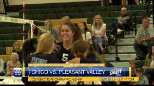 Northern Section Division II Volleyball Championship [Video]