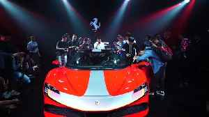 Ferrari SF90 Stradale marks China debut in Shenzhen [Video]