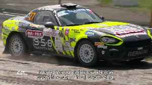 Rally Hungary ERC - Interview with Andrea Nucita [Video]